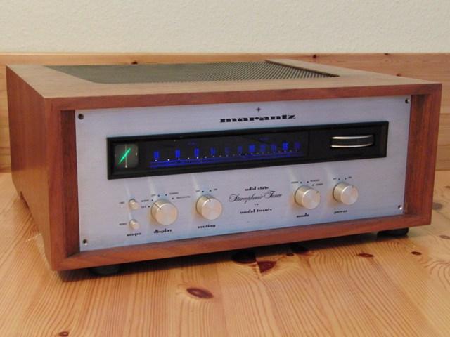 Marantz 20B | Audiokarma Home Audio Stereo Discussion Forums