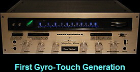 First Gyro-Touch Generation