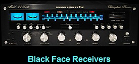 Black Face Receivers