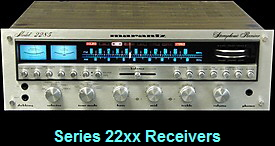 Series 22xx Receivers