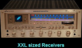 XXL sized Receivers