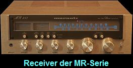 Receiver der MR-Serie
